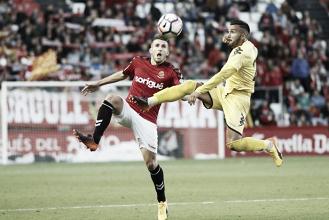 Gerard Valentín, el mejor ante el Reus