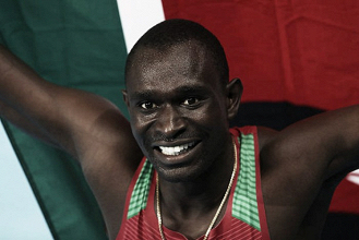 David Rudisha out of World Athletics Championships with injury