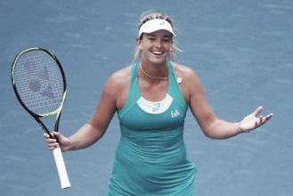 US Open: Coco Vandeweghe reaches third Grand Slam quarterfinal of 2017