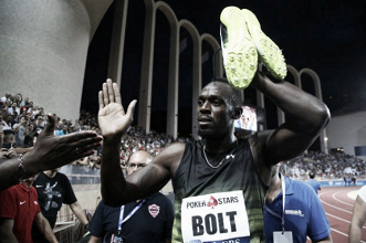 Donovan Bailey and Ato Boldon back Usain Bolt for 100m title in London