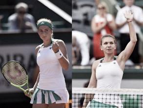 Resultado Jelena Ostapenko x Simona Halep AO VIVO online pela final de Roland Garros (2x1)