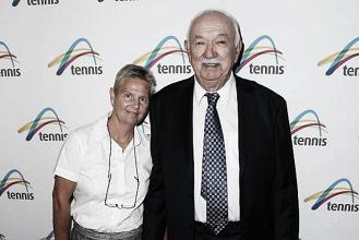 Australian tennis great Mervyn Rose dies aged 87
