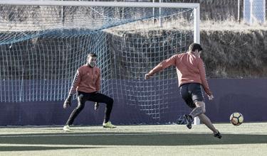 Plan de trabajo del Real Valladolid para recibir a Sevilla Atlético