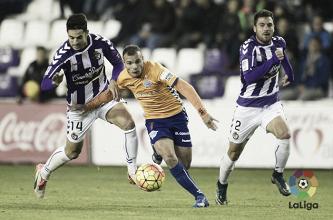 Balance positivo para el Valladolid ante el Alavés