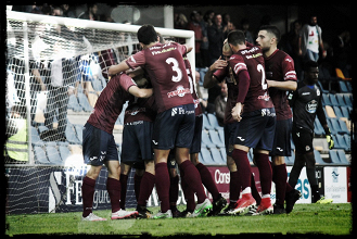 Éder Díez se suma a la lista de bajas del Pontevedra para la próxima temporada
