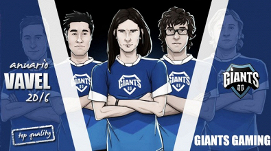 Anuario VAVEL Videojuegos 2016: Giants Gaming; una de cal, otra de arena