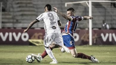Resultado Bahia x Ponte Preta no Campeonato Brasileiro 2017 (2-0)
