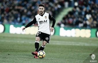 Getafe CF- Valencia CF: puntuaciones del Valencia CF, 14ª jornada de la Liga Santander