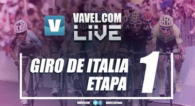 Resultado de la primera etapa del Giro de Italia 2017: Lukas Pöstlberger da la campanada