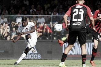 Serie B - Il Palermo soffre e rischia, ma impatta a Foggia (1-1)