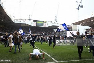 Tottenham Hotspur 2-1 Manchester United: Spurs close out Lane days with final flourish