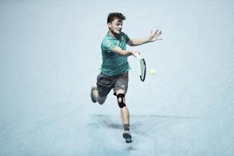 """David Goffin: """"Es un premio enfrentarme a Federer en semis"""""""