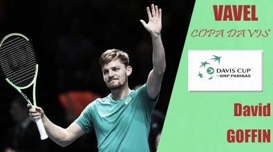 Davis Cup, Goffin regola Pouille in tre set