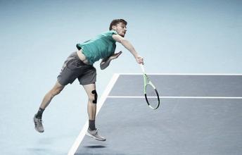 """David Goffin: """"Sería increíble volver a casa con la Copa Davis"""""""