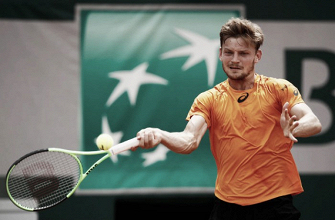 David Goffin arrasa en su debut