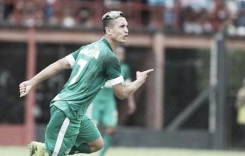 No duelo dos goianos, Goiás vence o Trindade e se classifica para a terceira fase da Copa São Paulo
