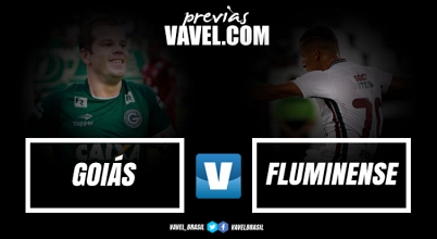 Pela quarta fase da Copa do Brasil, Goiás recebe Fluminense no Serra Dourada