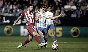 Málaga CF - Atlético de Madrid: puntuaciones del Málaga CF, jornada 29 de la Liga Santander