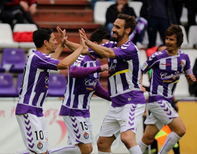CD Tenerife - Real Valladolid: partido por el honor