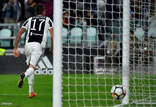 Serie A - Juve: partita bloccata, la decide Mario Mandzukic