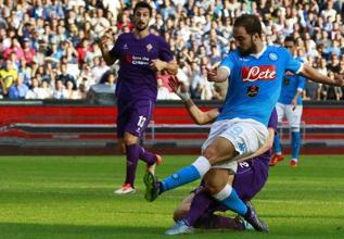 La Fiorentina et Naples se neutralisent