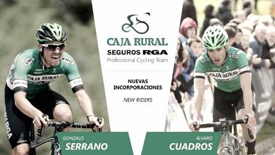 El Caja Rural-Seguros RGA continúa reforzando su plantilla