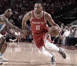Los Rockets ganan y siguen liderando con puño de hierro