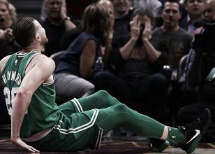 Los Celtics pierden a Gordon Hayward