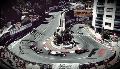 Qualificação para o GP do Mónaco 2015 de F1