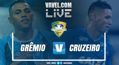 Resultado Grêmio x Cruzeiro pela Copa do Brasil (1-0)