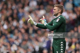 Huddersfield Town reportedly interested in Rob Green