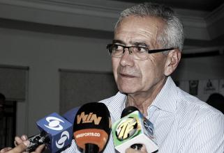 """Gregorio Pérez es el nuevo entrenador """"cardenal"""""""