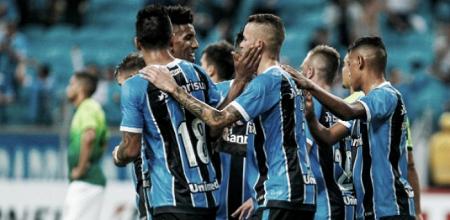 Grêmio goleia Zamora e se classifica para as oitavas de final da Libertadores