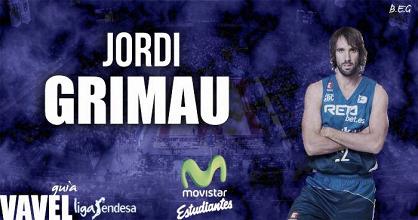 Movistar Estudiantes 2016-17: Jordi Grimau, verdugo reconvertido