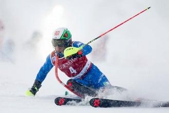 Sci Alpino, Val d'Isere: profumo d'Italia con Gross dopo la prima manche di speciale