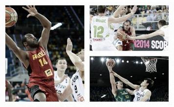 Coupe du monde de basket-ball (groupe D): La Lituanie et la Slovénie assurent, l'Australie se rassure