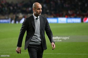 Guardiola laments Man City's terrible first-half