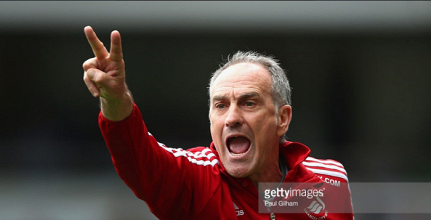 Swansea City sack Francesco Guidolin and replace him with Bob Bradley