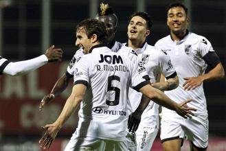 Vitória de Guimarães a um ponto do 4º lugar