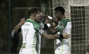 El juego de Gustavo Torres empieza a gustar en Atlético Nacional