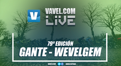 Resultado Gante - Wevelgem 2017: Van Avermaet consigue el doblete