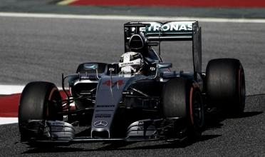 FP2 do GP de Espanha: Hamilton passa para a liderança