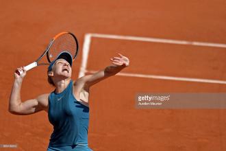 French Open 2018: Halep powers past Muguruza to third French Open final