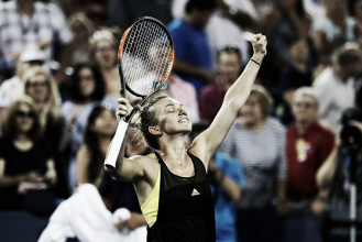 Simona Halep: I want to win number one