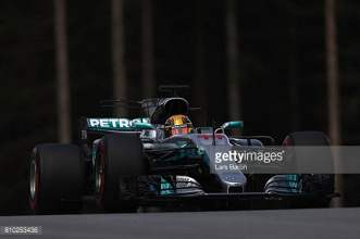 Lewis Hamilton to take five-place grid penalty for Austrian GP