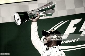 Lewis Hamilton vence o Grande Prémio da China