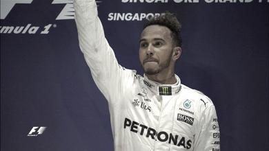 Hamilton seguirá con su misma filosofía para afrontar las próximas carreras