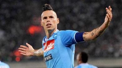 Naples déjà en tête du Calcio