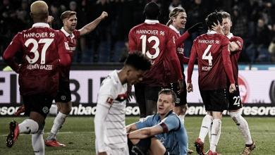 Em jogo de oito gols, Leverkusen empata com Hannover e mantém série invicta