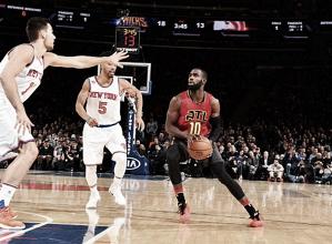Atlanta Hawks will not match New York Knicks' 4-year, $71 million offer for Tim Hardaway Jr